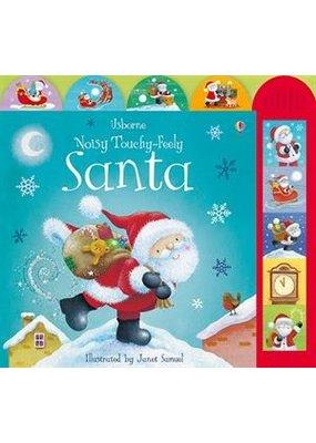 Usborne Usborne Noisy Touchy Feely Santa