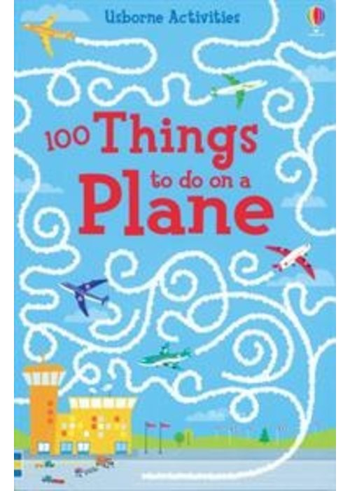 Usborne Usborne Over 100 Things To Do On a Plane