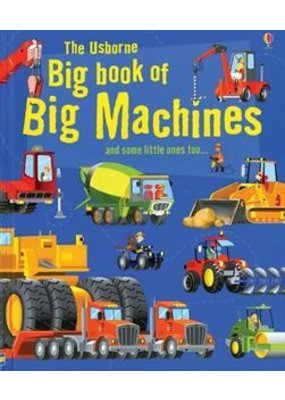 Usborne Usborne Big Book of Machines