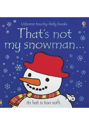 Usborne Usborne That's Not My Snowman