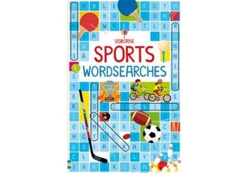 Usborne Usborne Sports Wordsearches