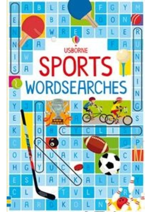 Usborne Usborne Sports Wordsearches