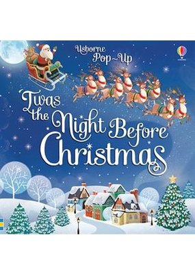 Usborne Usborne Pop Up Night Before Christmas