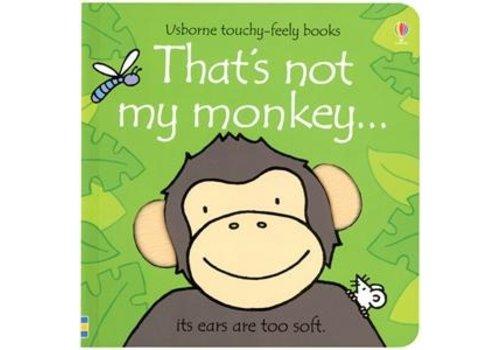 Usborne Usborne That's Not My Monkey