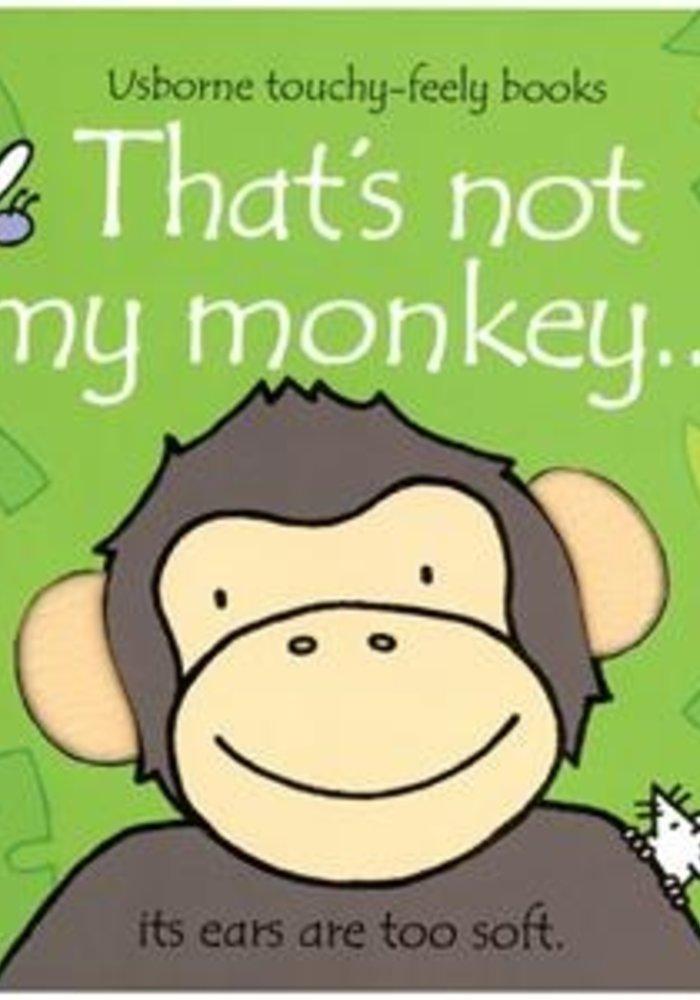 Usborne That's Not My Monkey