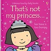 Usborne Usborne That's Not My Princess