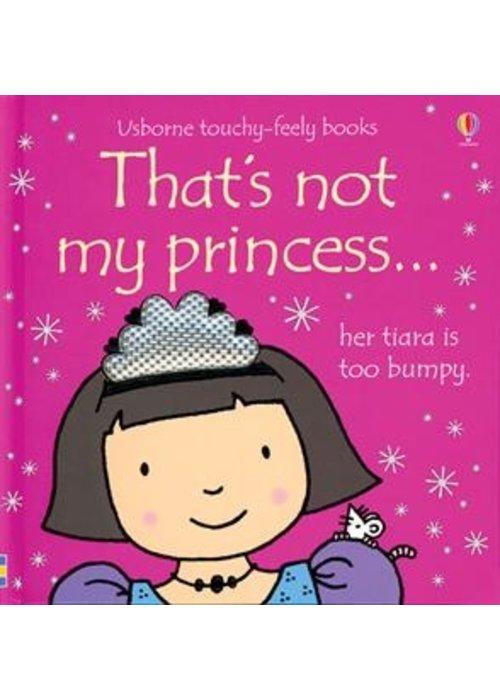 Usborne Usborne That's Not My Princess