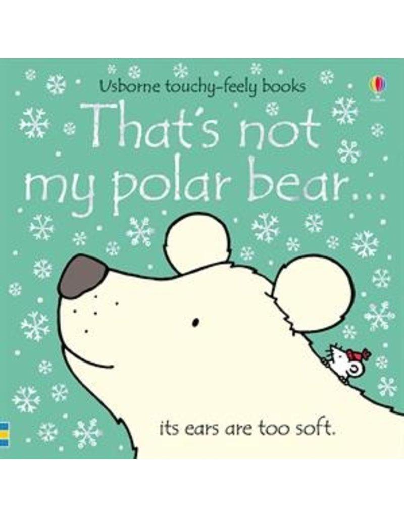 Usborne Usborne That's Not My Polar Bear