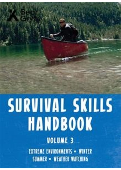 Usborne Usborne Bear Grylls Survival Skills Version 3