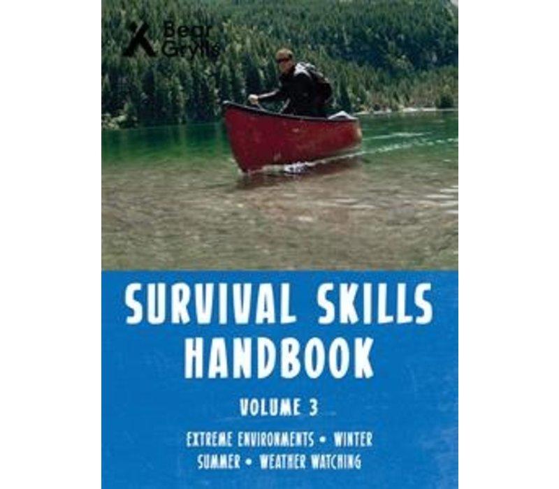 Usborne Bear Grylls Survival Skills Version 3
