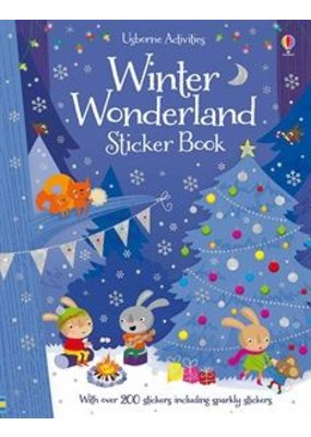 Usborne Usborne Winter Wonderland Sticker Book