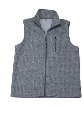 Properly Tied Properly Tied Lil Ducklings Delta Vest Heather Grey