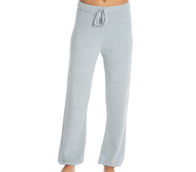 Barefoot Dreams Cozychic Ultra Lite Track Pant Blue Water