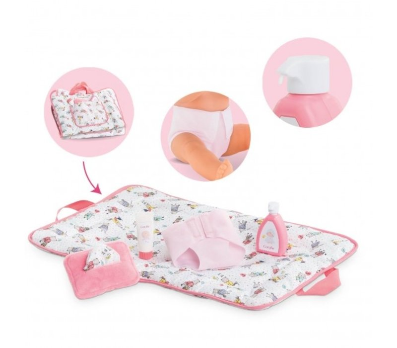Corolle Changing Accessories Set