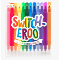 Ooly Switcheroo Color Changing Markers Set of 12