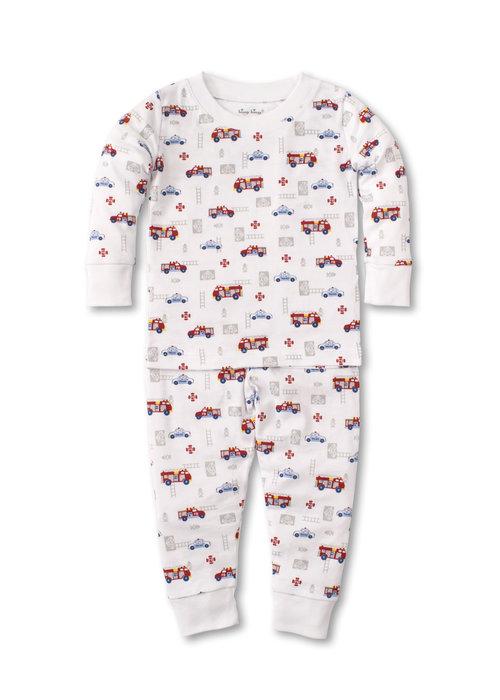 Kissy Kissy Kissy Kissy Rescue Team PRT Pajama Set Snug