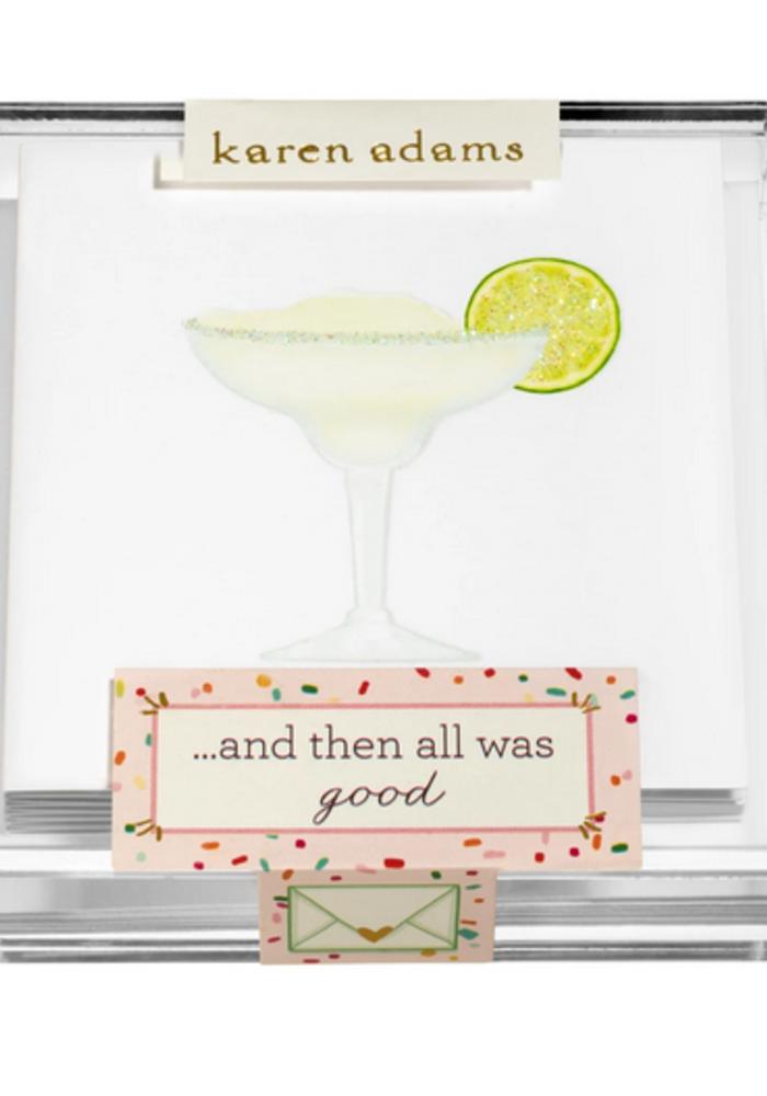 """Karen Adams Acrylic Box Enclosures """"Margarita"""""""