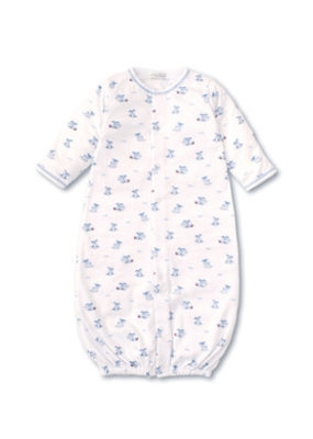 Kissy Kissy Kissy Kissy Playtime pups PRT Converter Gown Light Blue