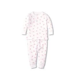 Kissy Kissy Kissy Kissy Pink Ballet Slippers PRT Pajama Set Snug