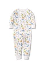 Kissy Kissy Kissy Kissy Dino Dash PRT Pajama Set Snug  Multi