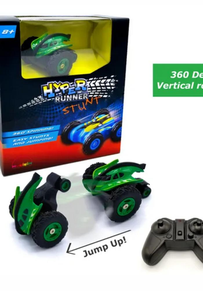 Mukikim HyperRunner Stunt Green