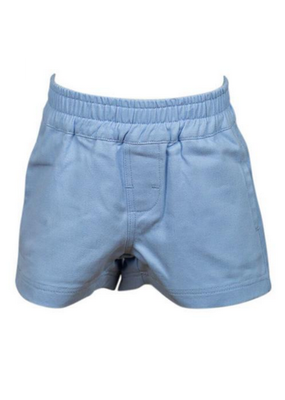 Proper Peony Proper Peony Spencer Classic Shorts in Blue