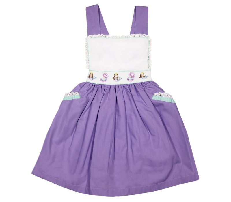 Christian Elizabeth & Co. Pearl Mermaid Dress
