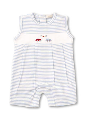 Kissy Kissy Kissy Kissy Sleeveless Playsuit w/HE STR Premier Sports Car
