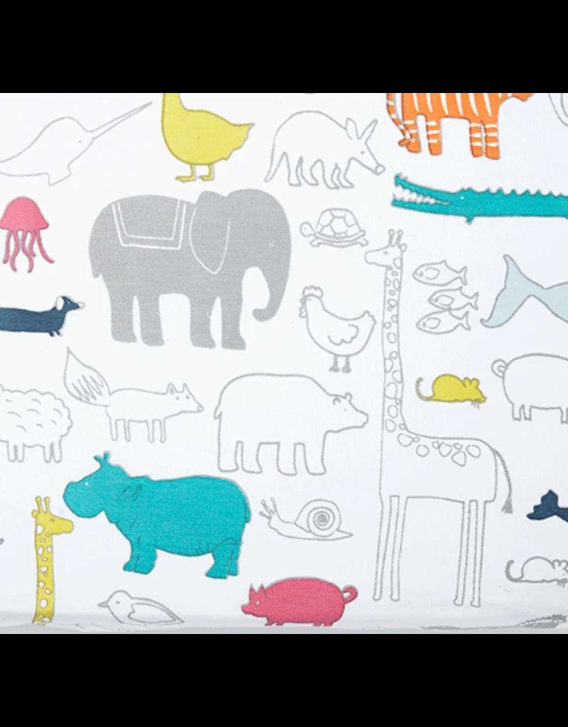 Pehr Pehr Noah's Ark Crib Sheet
