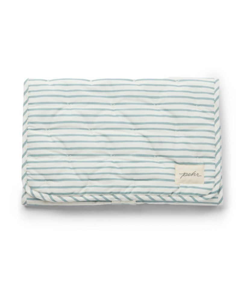 Pehr Pehr On the Go Changing Pad Blue