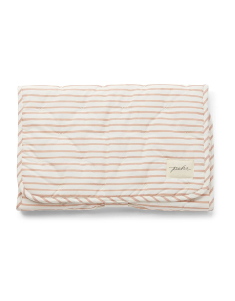 Pehr Pehr On the Go Changing Pad Pink