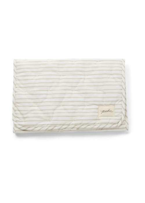 Pehr Pehr On the Go Changing Pad Gray