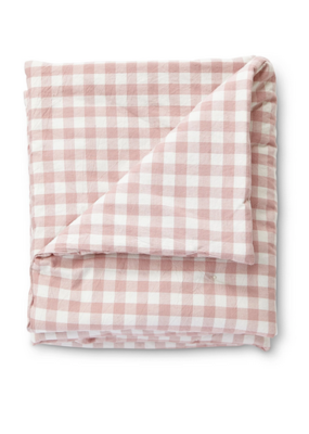 Pehr Pehr Check Mate Toddler Blanket Pink