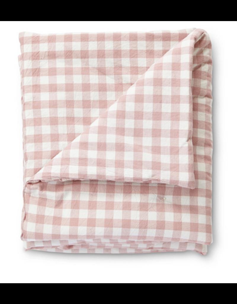 Pehr Pehr Check Mate Toddler Blanket Pink