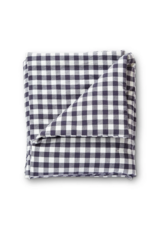 Pehr Pehr Check Mate Toddler Blanket Navy