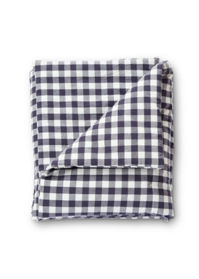 Pehr Pehr Check Mate Toddler Blanket Navy