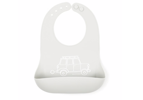 Bella Tunno Bella Tunno Car Wonder Bib