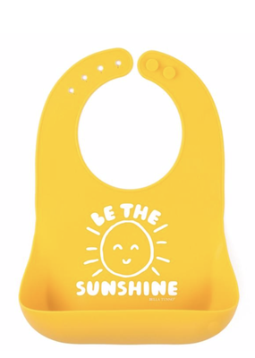 Bella Tunno Bella Tunno Be the Sunshine Wonder Bib