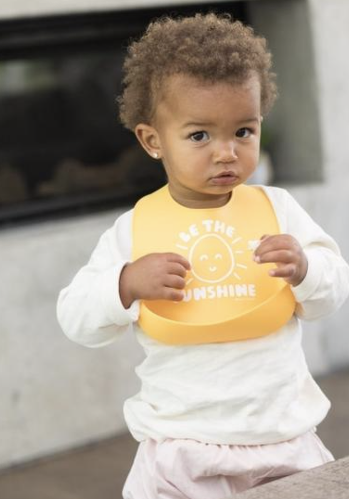 Bella Tunno Be the Sunshine Wonder Bib