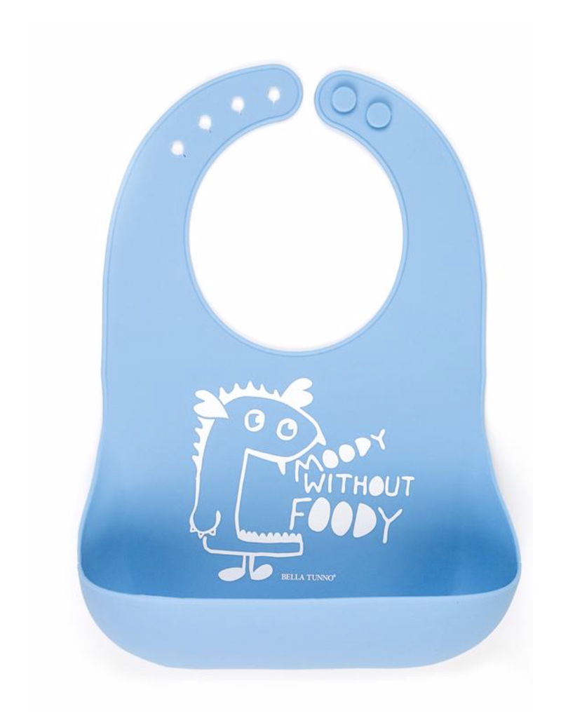 Bella Tunno Bella Tunno Moody Without Foody Wonder Bib