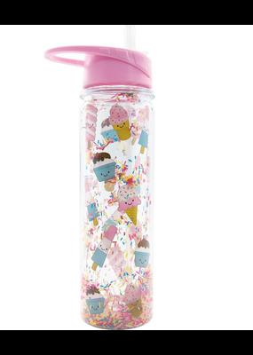 IS Ice Cream Treats Water Bottle
