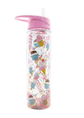 Iscream Ice Cream Treats Water Bottle