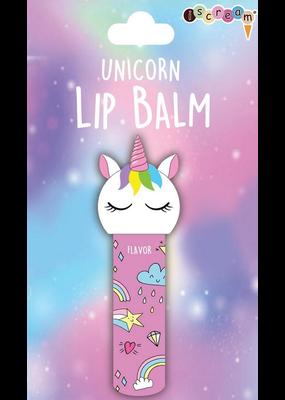 Iscream Unicorn Lip Balm Cotton Candy Flavor