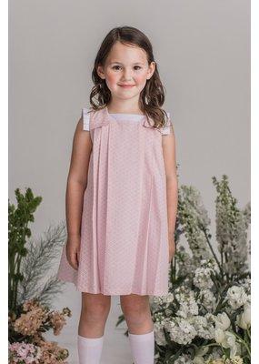 Dondolo Dondolo Peony Dress Pink