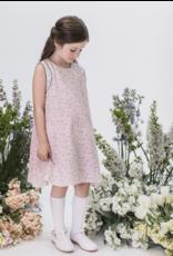 Dondolo Dondolo Blossom Dress in Pink