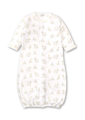 Kissy Kissy Kissy Kissy Converter Gown PRT in Downeast Duckies Yellow
