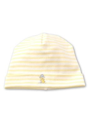 Kissy Kissy Kissy Kissy Hat STR Downeast Duckies in Yellow