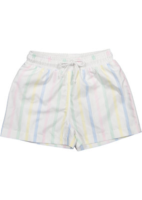 Sal & Pimenta Sal and Pimenta Candy Marbles Swim Trunks