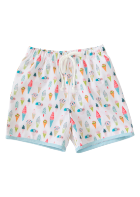 Charming Mary Charming Mary Ice Cream Swim Trunks Devereaux Treats