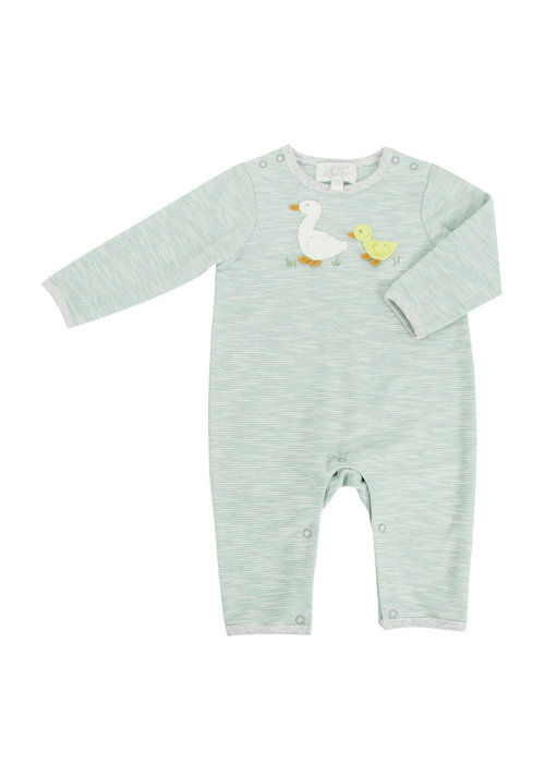 Albetta Albetta Crochet Domi Ducks Babygro